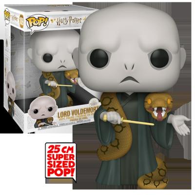Funko POP Voldemort a Nagini 25cm