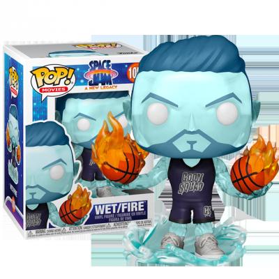 Funko POP Wet/Fire