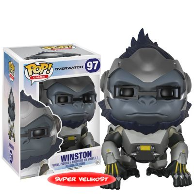 Winston - Overwatch