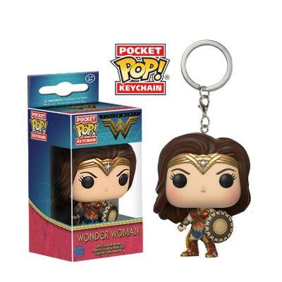 Wonder Woman - přívěsek na klíče