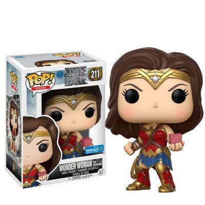 Wonder Woman s mateřskou krychlí