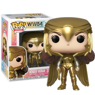 Wonder Woman Golden Armor - WW84