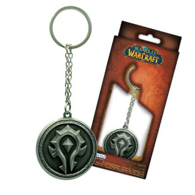 World of Warcraft Horde - keychain