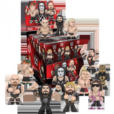 Mystery Minis WWE Wrestleři série 2 - Blindbox