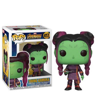 Young Gamora - Infinity War