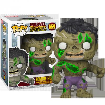 Funko POP Zombie Hulk