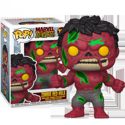 Funko POP Zombie Red Hulk